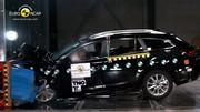 Dernière fournée Euro-NCAP : 5 étoiles pour les Mazda6 et Lexus IS 300h, 4 pour les autres