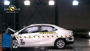 Test Euro NCAP : IS, Mazda6, Space Star, Adam et Corolla