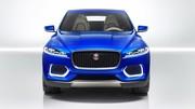 Jaguar C-X17 Concept 2013 : première photo