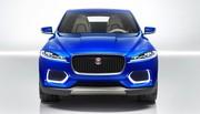 Jaguar C-X17 Concept : première photo officielle