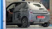 Renault Twingo 3 : En tenue de travail