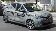 Renault Twingo 3 : la nouvelle citadine du Losange en plein essai