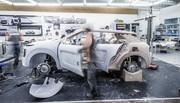 Citroën Cactus : découvrez les coulisses de la fabrication du concept