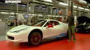 Emission Automoto : L'univers Ferrari; A1 Quattro
