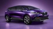 Renault Initiale Paris Concept 2013 : le futur Espace est là !