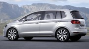 VW Golf SV : la fusion du break et du monospace