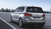 VW Golf Sportsvan, la Plus d'avant