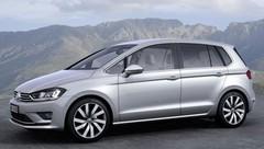 VW joue avec sa Golf en Sportsvan