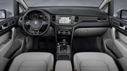 Volkswagen Golf Plus : La Golf Plus devient Golf Sportsvan