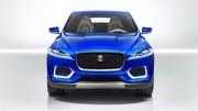 Jaguar C-X17 : première image officielle