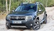 Dacia Duster restylé : toutes les photos