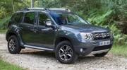 Dacia Duster 2013 : il accentue son côté 4x4