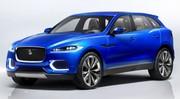 Jaguar C-X17 Concept 2013 : le crossover au félin s'annonce