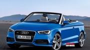 Audi A3 cabriolet 2014 : la nouvelle génération dévoilée