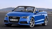 Audi: la nouvelle A3 Cabriolet à Francfort