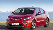 Baisse d'intensité sur l'Opel Ampéra : 33.300 €