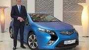 Le prix de l'Opel Ampera baisse moins en France qu'en Allemagne