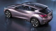 Infiniti Q30 Concept : photos officielles en fuite