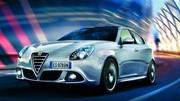 Alfa Romeo Giulietta 2014 : Jeunesse interne