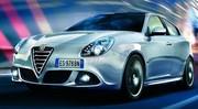Menues retouches pour l'Alfa Romeo Giulietta
