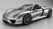 Porsche 918 Spyder : La version définitive !