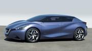 Concept Nissan Friend-Me : retour aux berlines !
