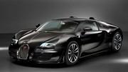Bugatti Veyron Jean Bugatti : En souvenir du fils !