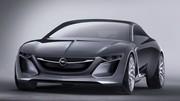 Opel Monza concept, le manifeste du blitz