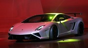 Lamborghini dévoile la LP 570-4 Squadra Corse avant Francfort