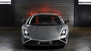 La Gallardo LP 570-4 Squadra Corse officialisée par Lamborghini