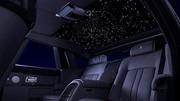 Rolls-Royce Phantom Celestial Concept : sous le ciel étoilé
