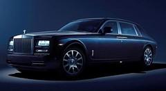 Rolls Royce Phantom Celestial concept
