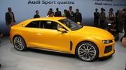 Audi Sport Quattro concept : remplaçante de la RS5 ?