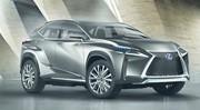 Lexus Concept LF-NX : un futur SUV hybride compact