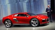 Audi Nanuk quattro concept : une étonnante surprise de 544 ch