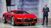Audi Nanuk Quattro Concept : héritier de la Mega Track ?