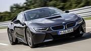 BMW i8 : Révolution de l'espèce
