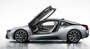 BMW i8, étrange coupé hybride rechargeable