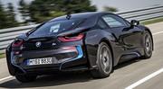 La BMW i8 à Francfort : une révolution !