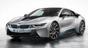 BMW i8 : Une sportive hybride à fond sur l'efficience