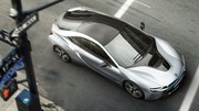 BMW i8 : révolution sportive au Salon de Francfort
