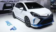 Toyota Yaris : 420 ch sous le capot de la Yaris Hybrid-R