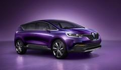 """Concept """"Initiale Paris"""", le futur Renault Espace"""