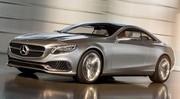 Mercedes Classe S Coupé Concept : 5 mètres d'élégance
