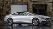 Mercedes Classe S Coupé Concept : proche de la série !