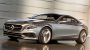 Mercedes Classe S Coupé : Une question de proportions