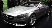 Mercedes Classe S Coupé Concept, très proche de la production