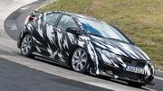 Honda ressuscite la Civic Type R