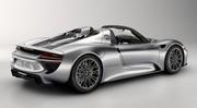 La Porsche 918 Spyder sans surprise