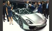 Porsche 918 Spyder : Trois moteurs pour un record au Nürburgring !